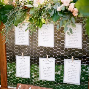 tableau de mariage nomi e cognomi