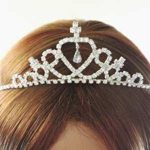 Diadème Reine de Cristal