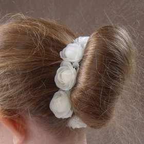 Epingle à Cheveux Fleur tissu
