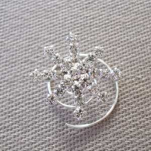 Ressort Flocon cristal