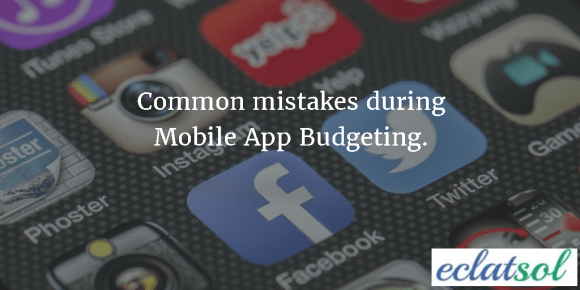 Mobile App Budgeting