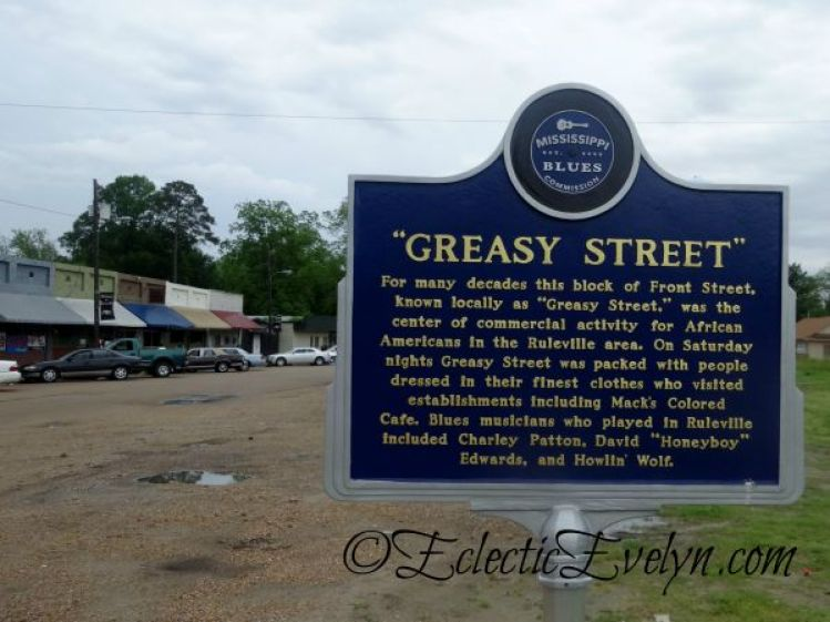 Greasy Street © Evelyn Dortch