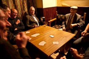 The Card Players : Paddy Ryans : Horseleap : Ireland