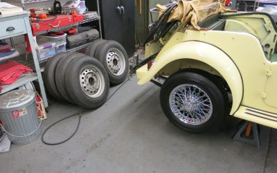 Wire Wheel Conversion
