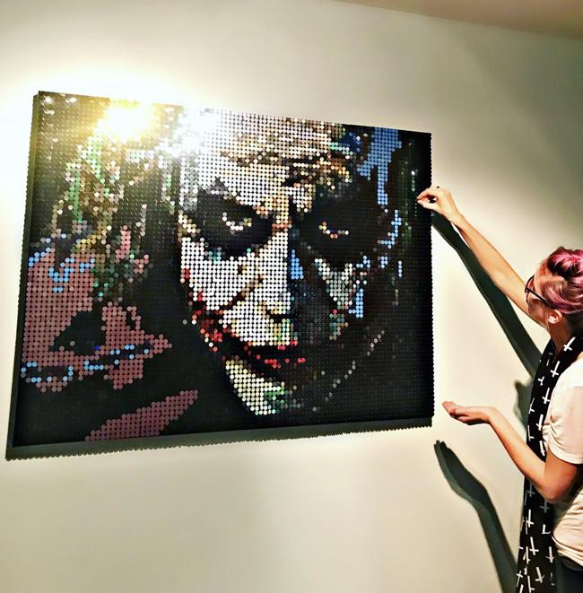 Joker Artwork by Pix Perfect