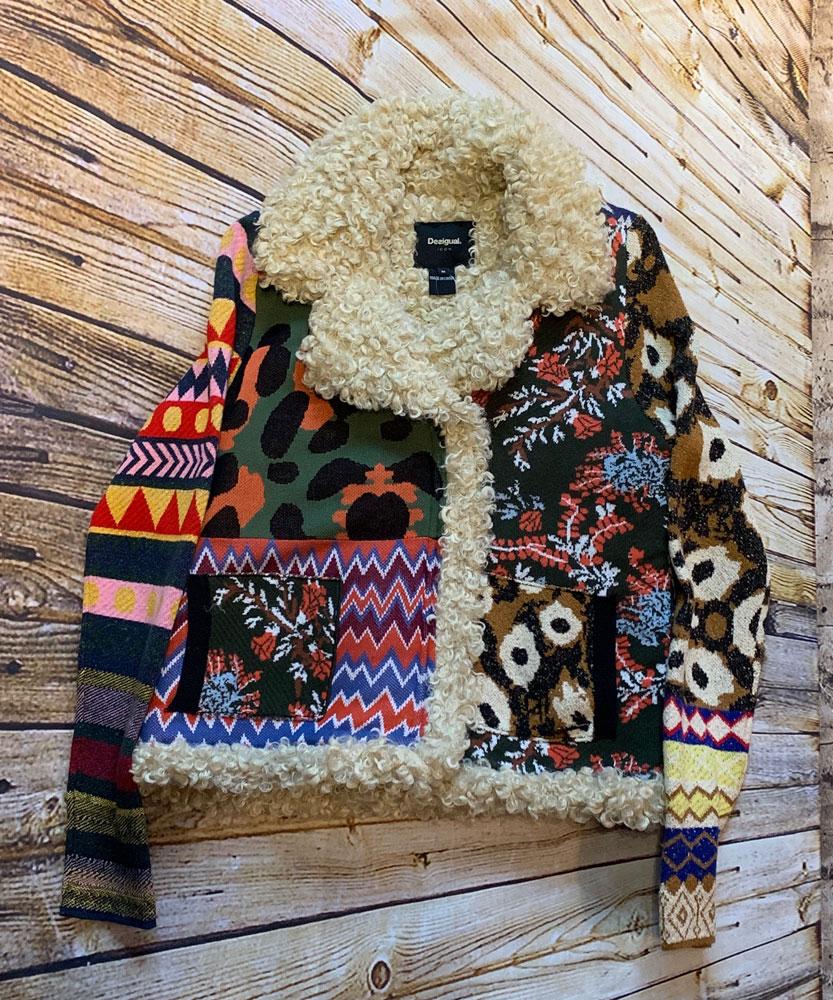 Desigual – Pattern Jacket
