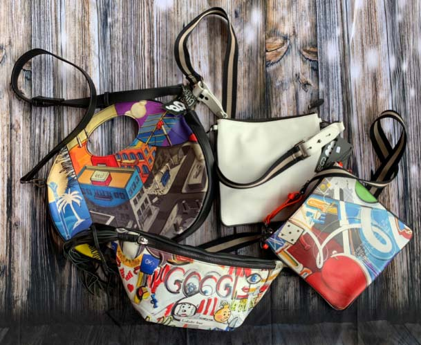 Gigi Baker Purses and Handbags
