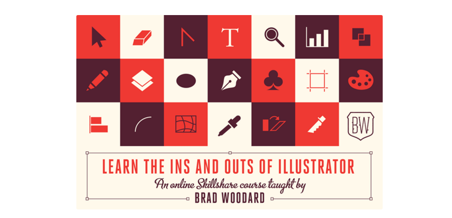 7 Awesome Online Courses for Illustrator Beginners 07
