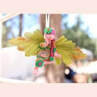 Polymer Clay Fairy by Healing Fairies