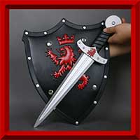 Cosplay and Larp Accessories