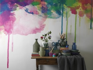 watercolor trend | Eclectic Trends