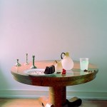 Laura Letinsky's table-top photography
