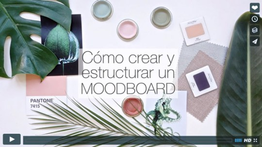 How to create a mood board ecourses