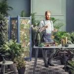 Gardening Style or the Urban Jungle Trend the Italian Way
