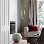 Minimal and simplified interior design in East Melbourne