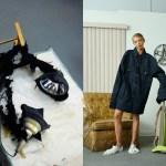 When Interior Meets Fashion-Denim Vibes