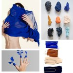 Color Inspiration No.7 – Klein Blue, Nude, Clay, Ocre , Airy Blue