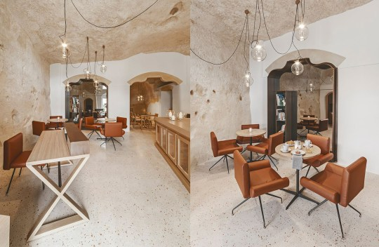 The cave hotel La Dimora di Metello - Eclectic Trends