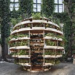 The Growroom – food producing architecture