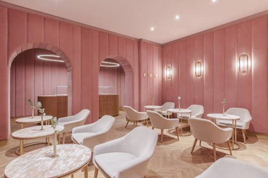 Total Look Pink-Nanan Patisserie via Eclectic Trends