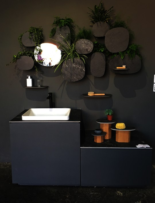 10 examples of evidence of the Total Look Black Trend for BOEN- Eclectic Trends