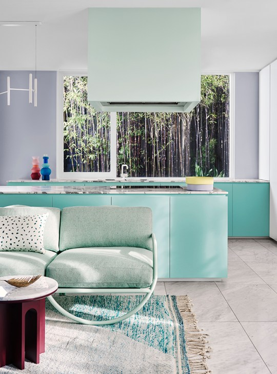 4 Color Trends 2018 by Dulux Escapade_8 via Eclectic Trends