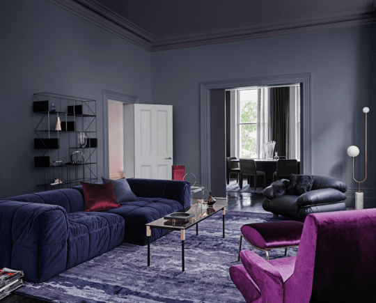 4 Color Trends Dulux 2018 Reflect via Eclectic Trends