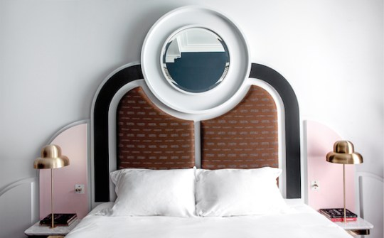 Hotel Henrietta London via Eclectic Trends