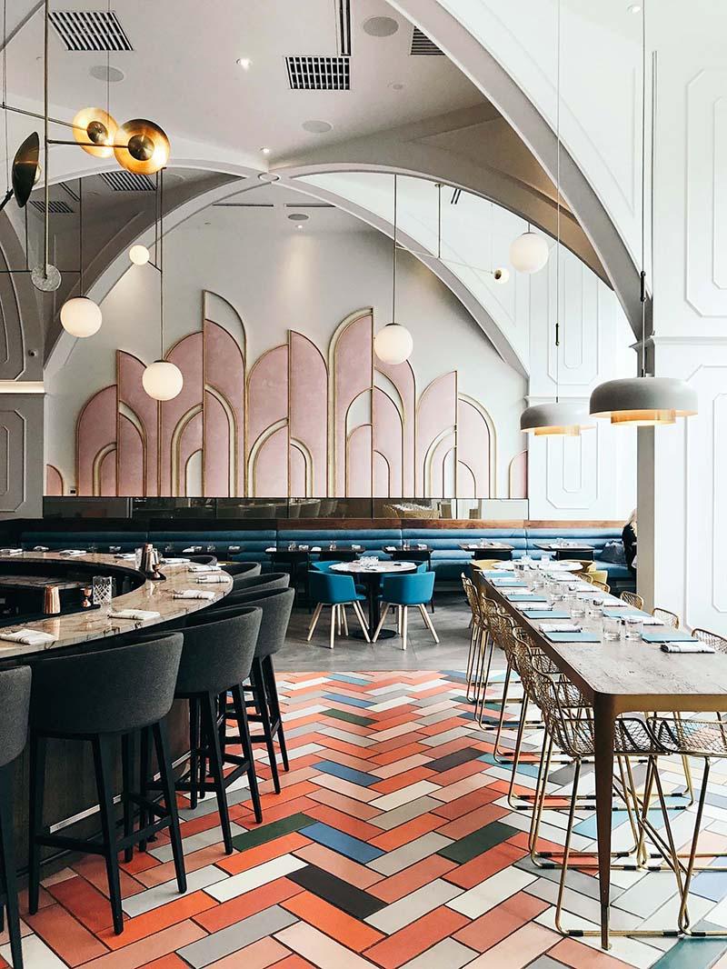 Art Deco in the interior: the main trends