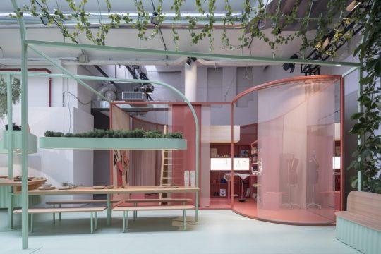 Eclectic Trends | Top4 Installations-Milan Design Week 2018-Mini Living-1