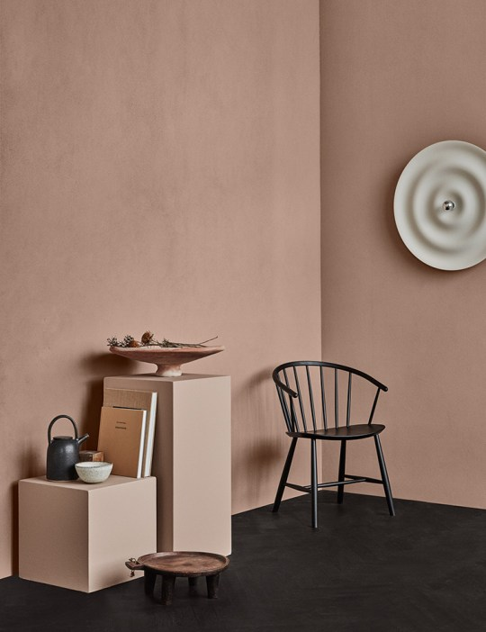 Eclectic Trends | 3 Colors of the Year 2019 by Jotun - Raw