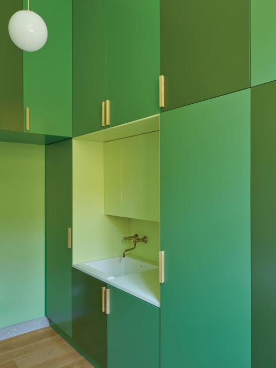 Eclectic Trends   Color at its best: Luca Guadagnino's Décor Debut