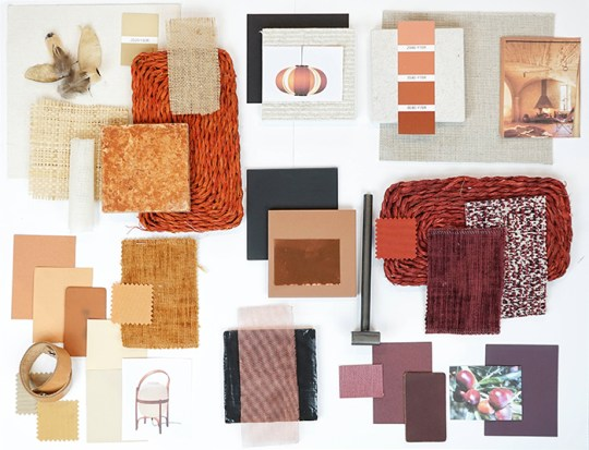 Eclectic Trends   A Mood Board Masterclass for Architects and Interior Designers - Matter Barcelona