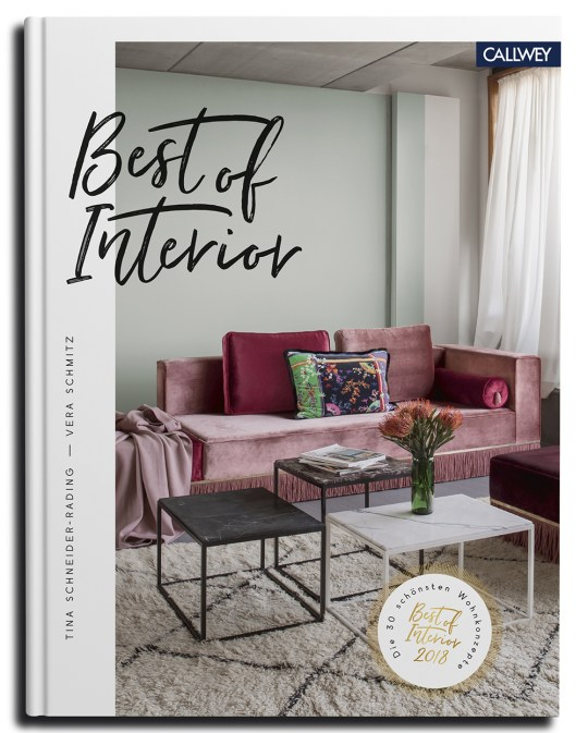 Giveaway Best of Interior 2018 Book by Callwey