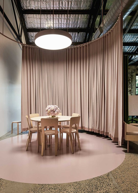 Eclectic Trends | The imaginative interiors of Bresic Whitney by Chenchow Little