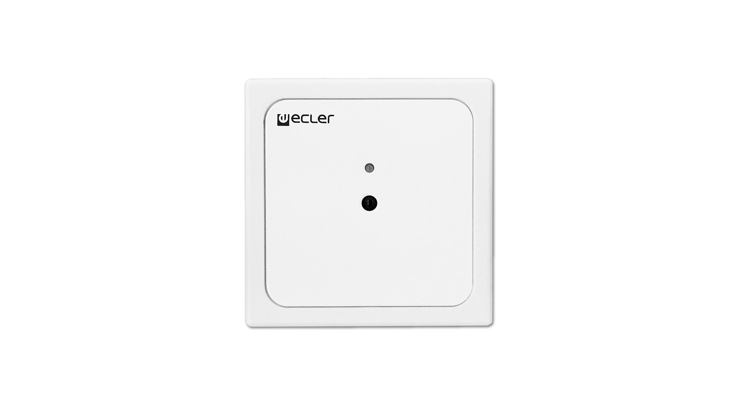 Ecler Wpmvol Ir Wall Panel Infrared Control Kit Ir To 0 10