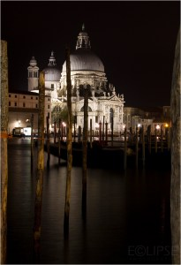 Venice, Sante Maria De la Salute, Travel photography