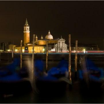 Venice front with Gondolas