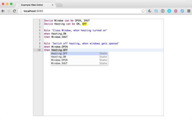 Xtext - Language Engineering Made Easy!