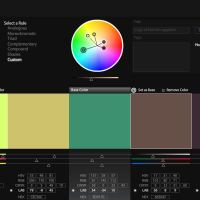 Kuler herramienta para combinar colores