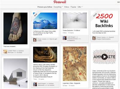 Pinterest.com la red social que da que hablar