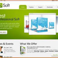 6 plantillas HTML editables