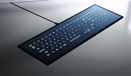 CooL Leaf Keyboard