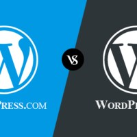 La diferencia entre Wordpress.com, Wordpress.org y Blogger