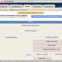Crea marquesinas en Blogger