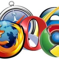 Navegadores web en móviles: Chrome, Safari o Firefox