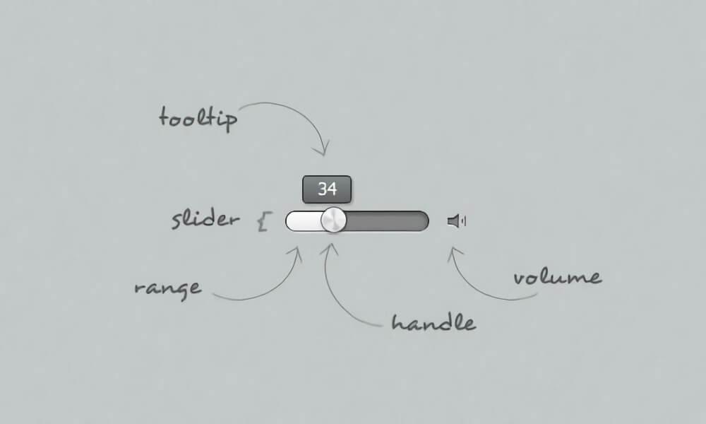 Crear slider de control de volumen en HTML 5