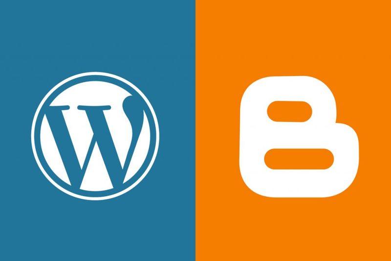 WordPress o Blogspot (Blogger) diferencias y ventajas