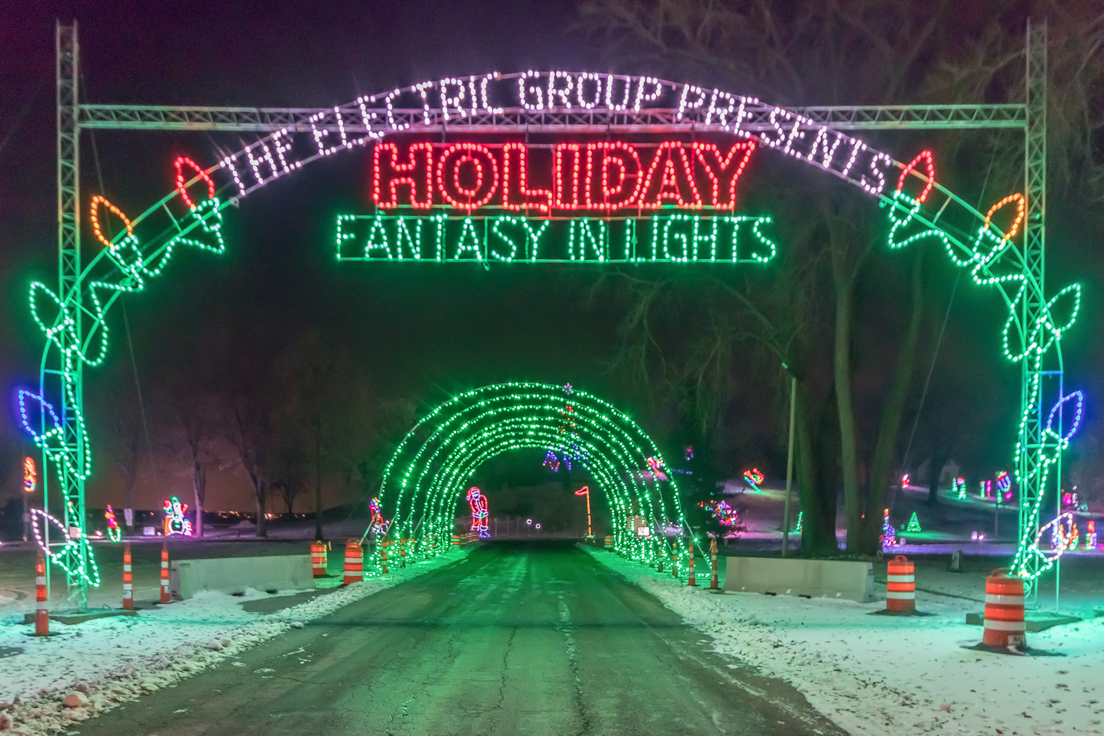 a madison wi tradition electrical contractors put on 31st annual holiday light show electrical contractor magazine