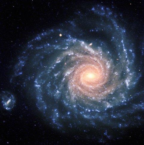 22 Spiral galaxy NGC 1232(120 x 119,1) VERKOCHT